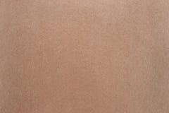 Fond brun de papier Photo stock