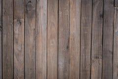 Fond brun en bois de texture de planche images libres de droits