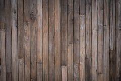 Fond brun en bois de texture de planche photos libres de droits