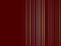 Fond brun rayé dernier cri Photo libre de droits