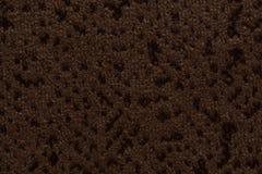Fond brun saturé de textile pour votre conception images libres de droits