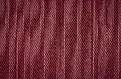 Fond brut rouge de toile photo stock