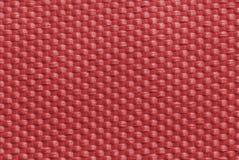Fond brut rouge de toile photos stock