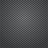 Fond carré abstrait - trous cruciformes Photographie stock libre de droits