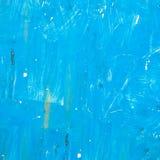 Fond carré bleu Photographie stock