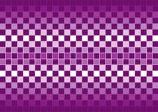 Fond carré de mosaïque Photo stock