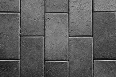 Fond carrelé concret de trottoir photo libre de droits