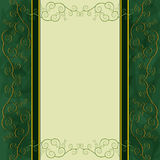 Fond-carte de cru, cache, carte d'invitation Images stock