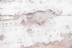 Fond chic minable de style ou de vintage du bois blanc photo libre de droits