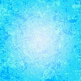 Fond chiné repéré par bleu Images stock