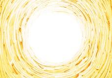 Fond clair abstrait Concentrique, spirale, tordant, la brosse tournante frotte des lignes avec l'espace pour votre texte illustration stock