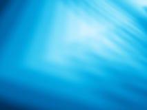 Fond clair bleu de bokeh de fuite Image libre de droits