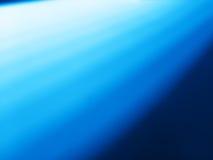 Fond clair bleu diagonal de bokeh de fuite Images libres de droits