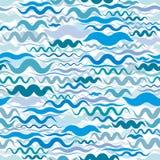 Fond clair marin de l'eau. Photographie stock libre de droits