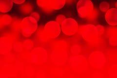 fond clair rougeoyant de brosse et de papier peint de Bokeh de couleur bleue jaune rouge de mélange Photos stock