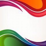 Fond coloré illustration libre de droits