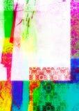 Fond coloré Photo libre de droits
