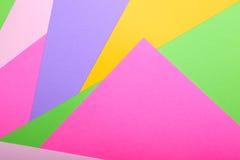 Fond coloré Photographie stock