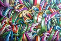 Fond coloré. Images libres de droits