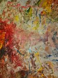 Fond coloré abstrait photo libre de droits