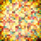 Fond coloré abstrait illustration stock