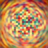Fond coloré abstrait illustration de vecteur
