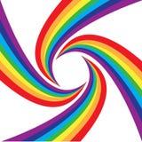 Fond coloré abstrait d'arc-en-ciel Image stock