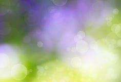 Fond coloré abstrait de ressort Photo libre de droits