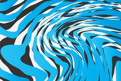 Fond coloré abstrait géométrique de modèle Images stock