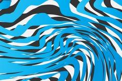 Fond coloré abstrait géométrique de modèle Photos libres de droits