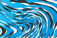 Fond coloré abstrait géométrique de modèle illustration stock