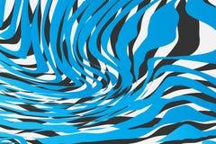 Fond coloré abstrait géométrique de modèle illustration libre de droits