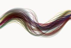Fond coloré abstrait trouble d'effet de la lumière Photo stock