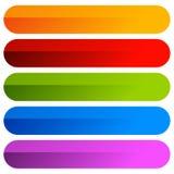 Fond coloré avec des gradients lumineux et colorés coloré Photo libre de droits