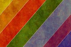 Fond coloré avec la texture en métal Photos stock