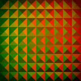 Fond coloré d'abrégé sur mosaïque Photographie stock libre de droits