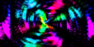 Fond coloré d'abrégé sur Strart d'explosion de remous d'arc-en-ciel illustration de vecteur