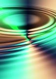 Fond coloré d'ondulation Photos stock