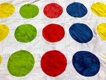 fond coloré de cercles Photo stock