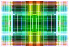 Fond coloré de circuit Images stock