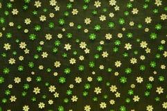 Fond coloré de fleurs Photographie stock libre de droits