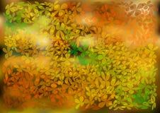 Fond coloré de fleurs Photos stock