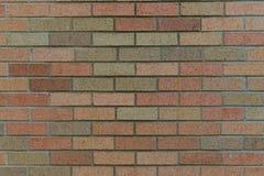 Fond coloré de mur de briques photographie stock