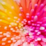 Fond coloré de peinture d'art Photographie stock libre de droits