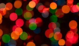 Fond coloré de réception ou de Noël Images stock