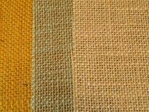 Fond coloré de textile de tissu Photographie stock