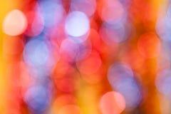 Fond coloré de vacances de cercle Photographie stock libre de droits