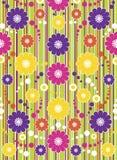 Fond coloré différent Images stock