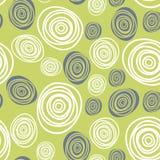 Fond coloré géométrique abstrait de modèle illustration stock