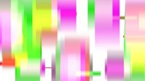 Fond coloré 4K de mouvement banque de vidéos